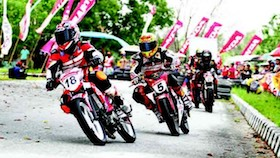 Honda Dream Cup Pekanbaru