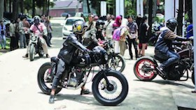 Batik Culture Ride 2017, lestarikan budaya Indonesia