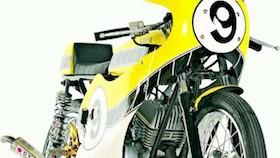 Yamaha RX-100 1978, berawal dari motor angkut sayur