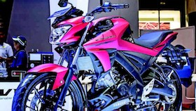 Yamaha All New V-Ixion R, mengusung kehebatan All New R15 VVA