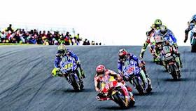 MotoGP seri XVl, Philllip Island - Australia, Dovi dan Ducati tak berkutik