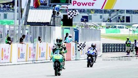 Moto2 Seri XVII, Sepang-Malaysia