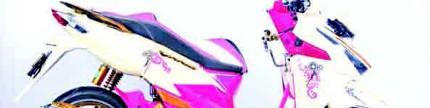 Honda Vario Techno 150 eSP 2015, mawar putih untuk istri