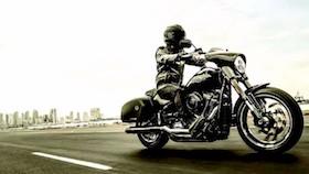 Harley-Davidson Softail Sport Glide 2018