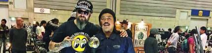 26th Annual Yokohama Hot Rod Custom Show 2017 Indonesia juara