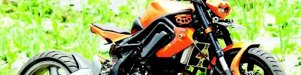 Kawasaki Ninja 250R 2010, sesuai postur tubuh owner