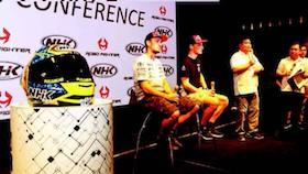 NHK di MotoGP 2018, andalkan dua pembalap