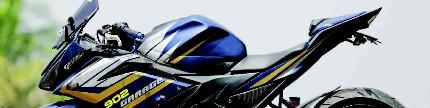 New Honda CBR 150R 2016, kawin silang