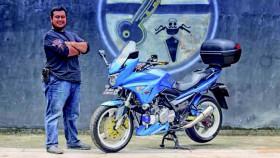 Suzuki Inazuma 2013, blue devil bisa tiga alam