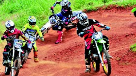 Grasstrack Tangerang Selatan, gelaran rutin tiap tahun