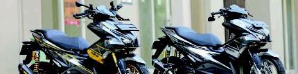 Yamaha Aerox 155 2017, modif duet ala motovlogger dan fotografer