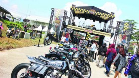 BBQ Ride 2018, Bandung, makin seru dan diserbu di tempat baru