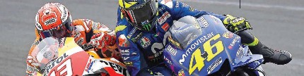 MotoGP Seri II, Termas de Rio Hondo - Argentina, drama dari Argentina