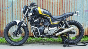 Suzuki Inazuma 2013, multi-purpose street tracker