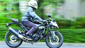 Upgrade Performa Kawasaki Ninja 250 RR Mono, si nnccuuusss bertenaga 35 HP