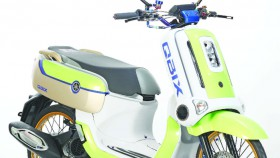 Yamaha QBIX 2017 (Jakarta), Qbix modif pertama di Indonesia