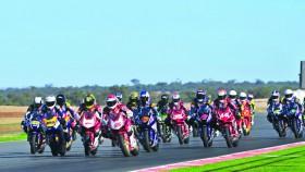 AP250, Honda sapu bersih podium Asia