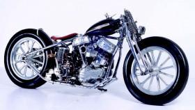 Harley-Davidson Panhead 1948, pantastico yang mendunia