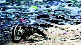 Aksi teror bom Surabaya, ini motor yang digunakan pelaku