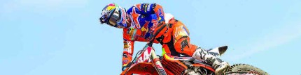 MXGP Seri VIII, Teutschenthal-Jerman, herlings makin terbang