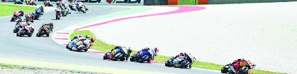 Moto2 Seri VI, Mugello–Italia, jawaban penantian Oliveira