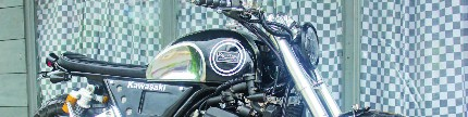 Kawasaki Ninja 250R 2011, THT dari istri
