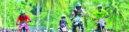 Grasstrack Pangandaran, terkena efek balap tanpa rekomendasi