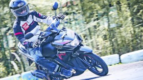 Test Ride Suzuki NEX II, gesit untuk harian