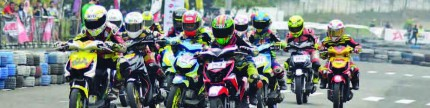 Road Race Cimahi, wadah pembinaan tetap bagi pembalap