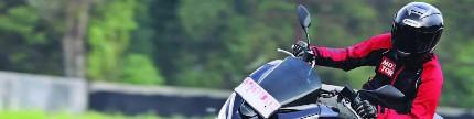 Test ride Honda PCX 150 Hybrid, irit dan nyundul-nyundul
