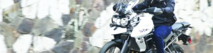 First Ride Triumph New Tiger 800 XCx, makin enteng dan canggih cuy!