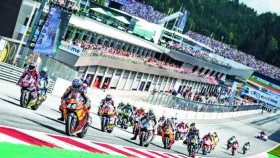Moto2 Seri XI, Red Bull Ring–Austria, duelnya calon debutan pembalap MotoGP