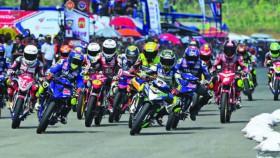 Kejurnas MotorPrix Region 2 Seri VI, Lanud Gading-Gunungkidul