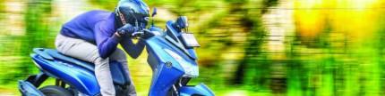 Part Performa Yamaha Lexi, masih sekandung dengan Aerox 155