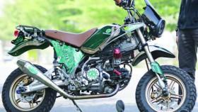 Kawasaki KSR 2012, bosozoku kecil ala mbah