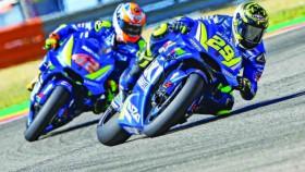 Progress Suzuki MotoGP, power masih terlalu brutal