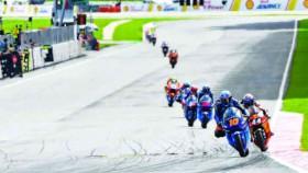 Moto2 Seri XVIII Sepang, Malaysia, rider masa depan Italia