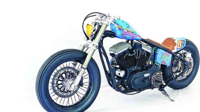 Harley Davidson Sportster 2005 Speed Chopper Edisi 1030 Motor Plus