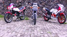 Yamaha RX-Z & RZR series, sering terlupakan