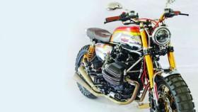 Kawasaki W175 2018, Betrayer 400 si W175 bermesin boxer