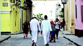 Islam di Kuba berkembang segera diam-diam