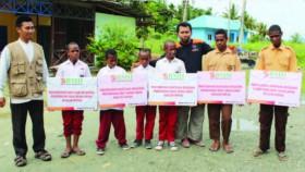 Beasiswa pendidikan untuk pelajar muslim Papua