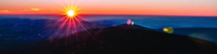 Sebelum terbit dan terbenam matahari