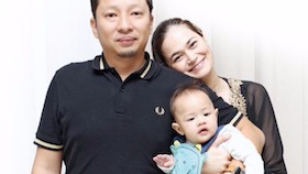 Ringgo Agus Rahman & Sabai Morcheck, posesif karena anak