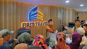 Curhat calon jamaah First Travel