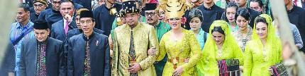 Kisah Kahiyang - Bobby di Medan, apa bedanya ngunduh mantu dengan manopot horja?
