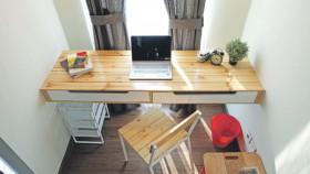 Mengintip gaya kayu clean ala industrial skandinavia