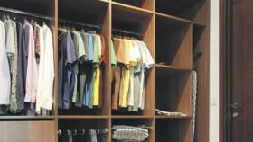 Walk-in closet harus mewah?