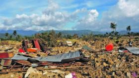 Nestapa Carida, kehilangan 13 anggota keluarga beserta rumahnya