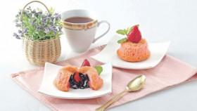 Hidangan valentine ciamik, kreasi penuh cinta dengan kue merah muda
